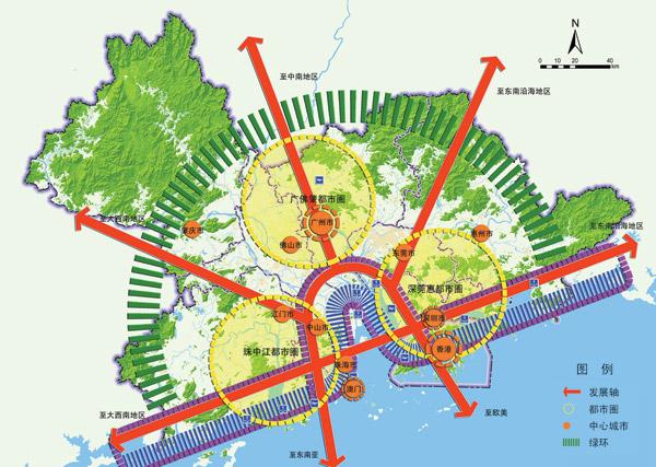 【规划师论坛】新型城镇化下的珠江三角洲城市空间组织研究
