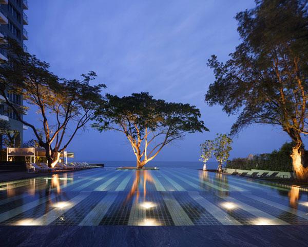 泰国住宅小区总体规划与景观设计