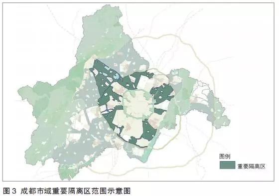同时,对保障城镇空间结构形成的区域进行识别,制定更有针对性的管理