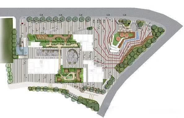 【借鉴】城市广场景观设计该如何打造?