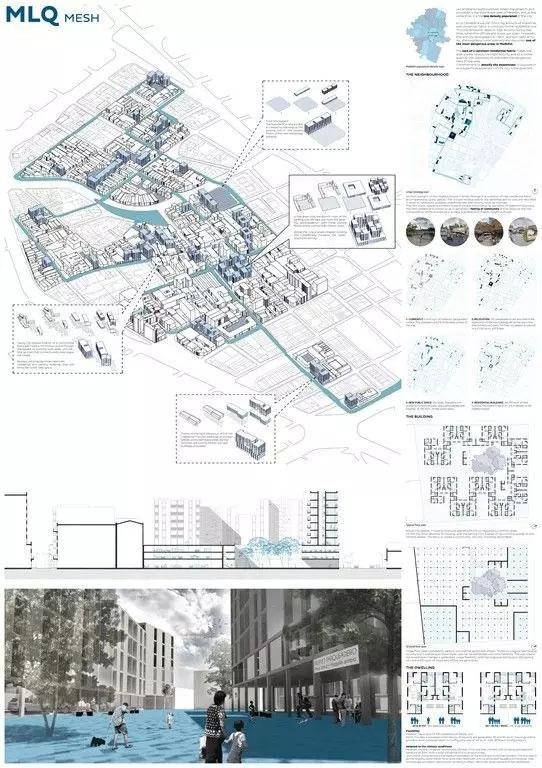 【借鉴】建筑排版之『素雅』26例