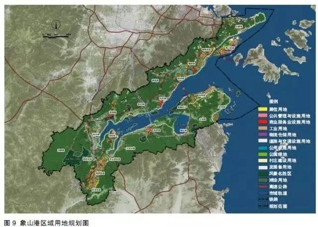 【pd】海洋生态文明视角下海湾区域规划布局探索 —以