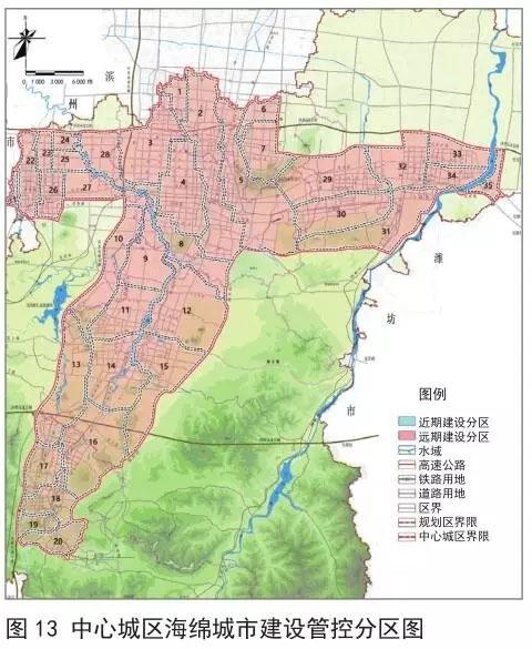 文章全文详见《规划师》2017年4期《淄博市海绵城市规划编制思路与